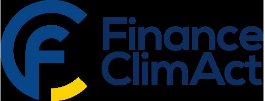 logo finance climact
